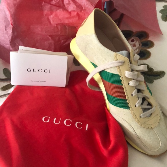 Gucci Shoes - Gucci Rocket Sneaker size 36.5 (6.5)
